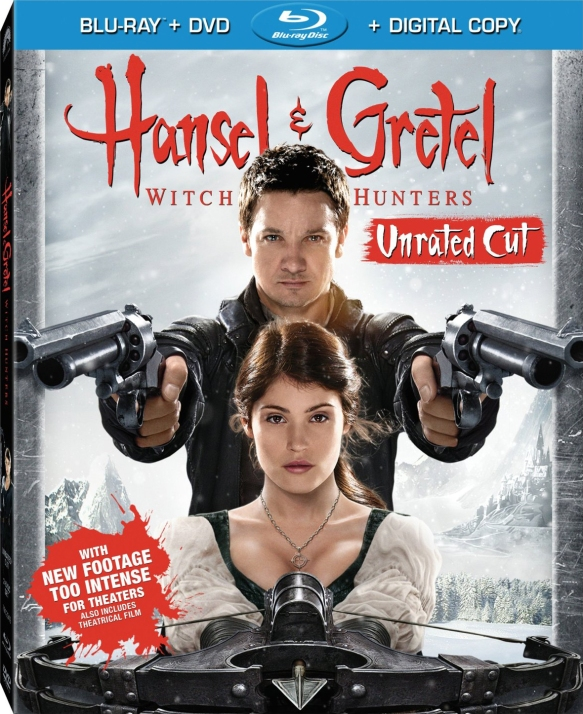 Hansel and Gretel Witch Hunters (2013) BD