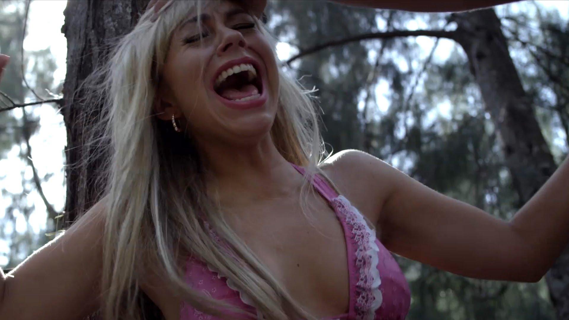 self shot scene girl naked