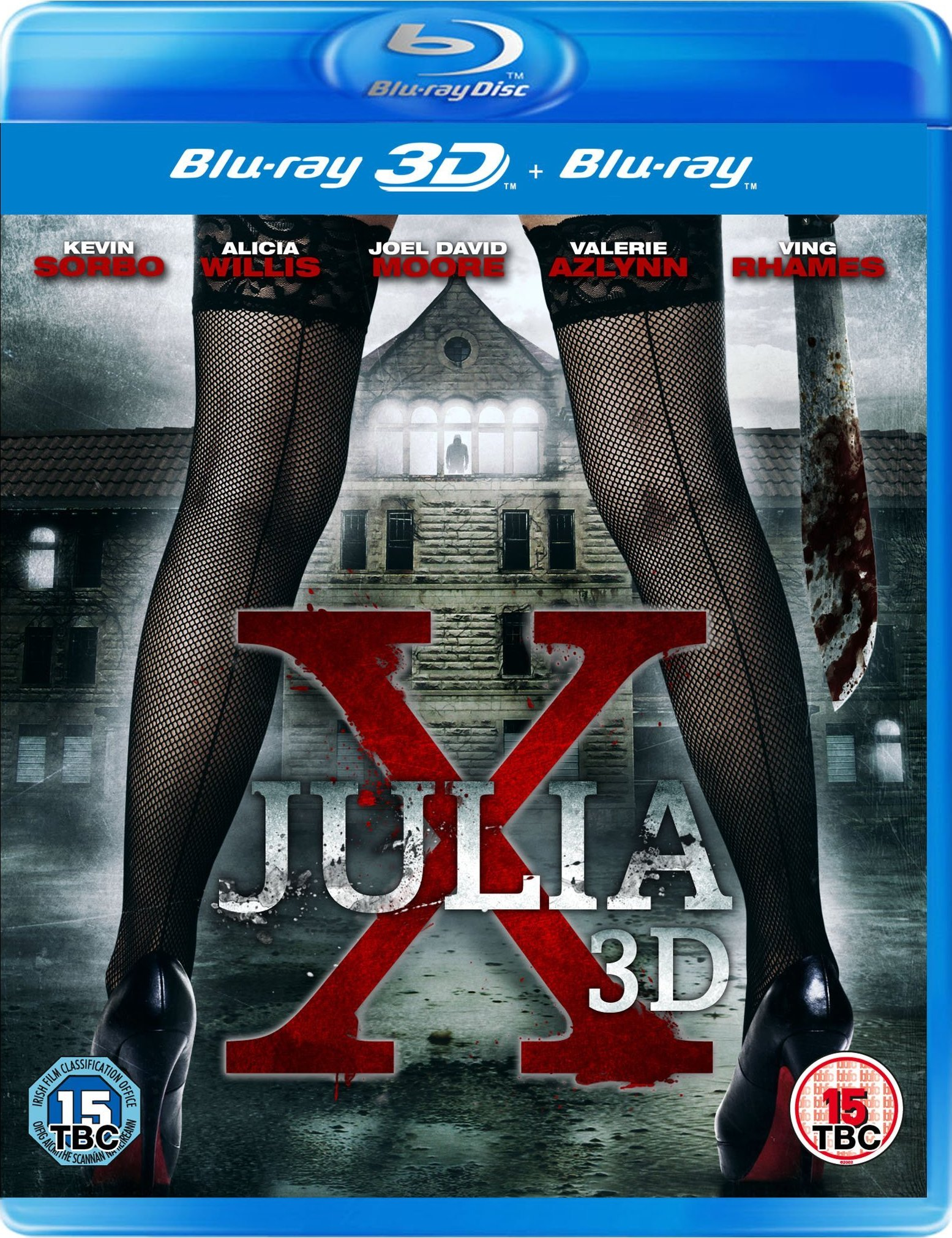 Julia X- 3D (Video Review) | AdamTheMovieGod