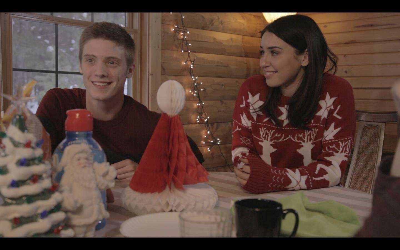 Dismembering Christmas.Dismembering Christmas Review Adamthemoviegod