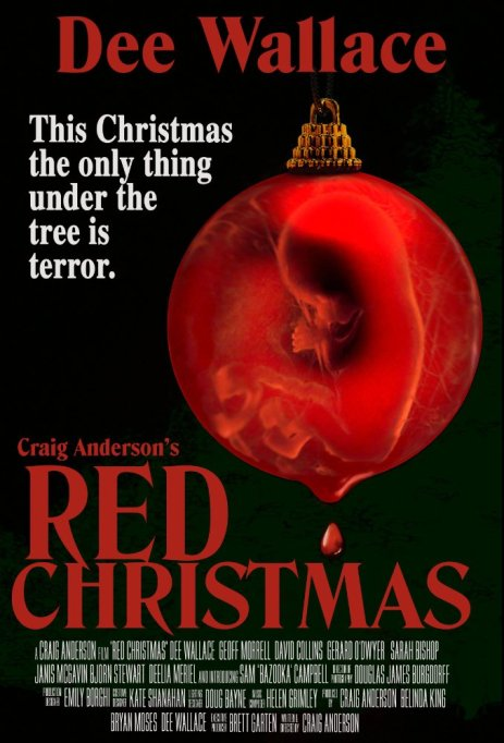 Image result for red christmas movie review