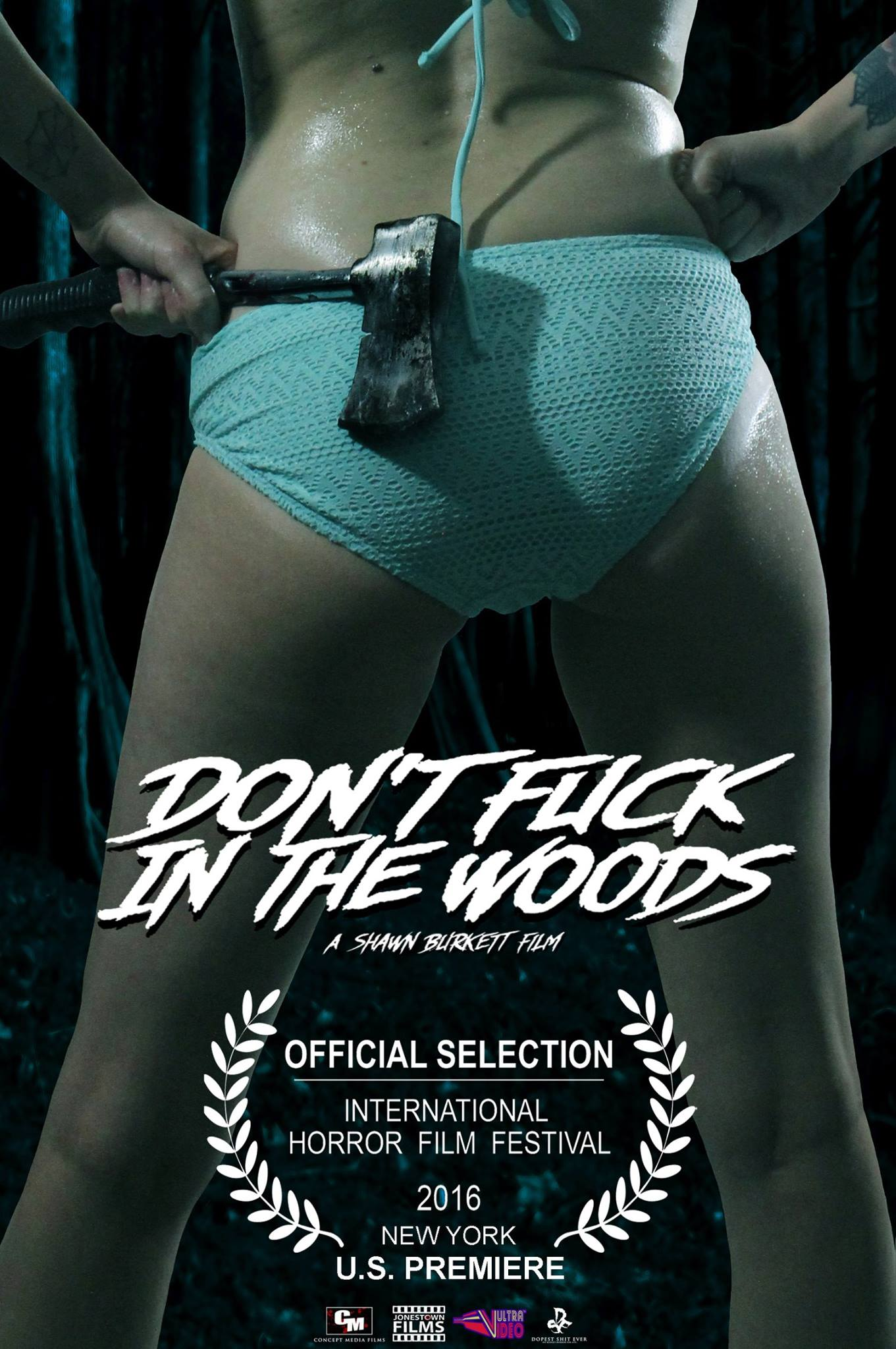 [18+] Don't Fuck in the Woods (2016) 720p WEB-DL x264 AC3 English DD2.0 CH 1.35GB